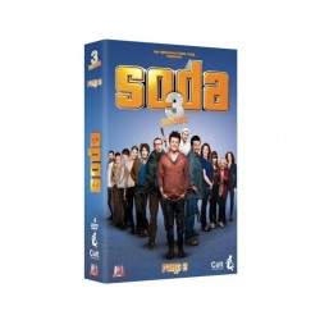 Coffret DVD Soda saison 3 partie 2